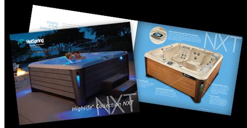 Télécharger nos brochures Renson, Hotspring et Boretti