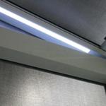 Lumières LED intégrées