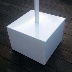 Pied pour Dome Heatsail