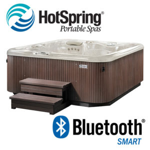 Bluetooth music system Hotspring