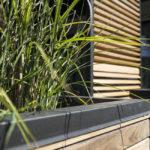 Pergola bioclimatique panneaux loggia