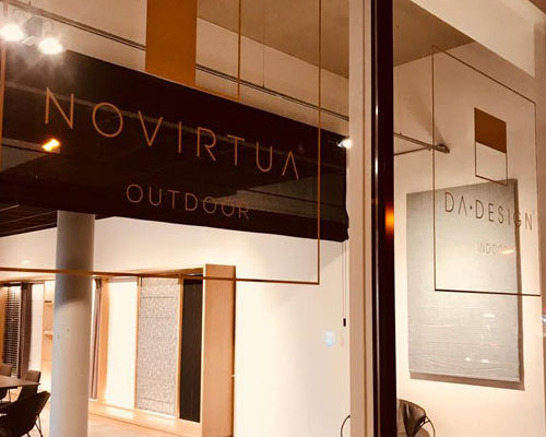 Nouveau showroom Novirtua Namur